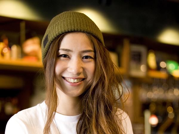 プロスノーボーダー松田 麻衣子